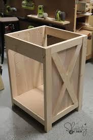 building a bathroom vanity. How To Build A Bathroom Vanity Building H