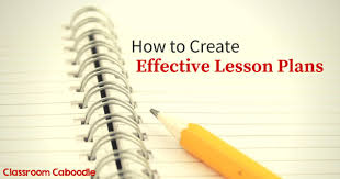 Elementry Lesson Plans How To Create Effective Elementary Lesson Plans Classroom Caboodle