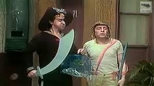 El Chavo del 8 - Entre piratas y barquitos de papel (HD) (1976) | Barcos de  papel, Barcos, Doctor chapatin