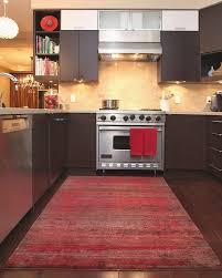 red kitchen rugs bathroom rugs blue rug