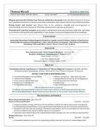 Internship Resume Sample For College Students Unique Mechanical