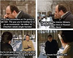 Sopranos Quotes Adorable My Favourite Quote Of All Time Thesopranos
