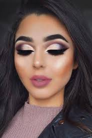 glamour boasting and simple prom makeup ideas see more