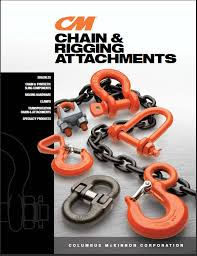 Cm Shackle Chart Chain Rigging Attachments