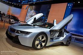 Coupe Series 2013 bmw i8 : Frankfurt 2013: BMW i8 World Debut - autoevolution