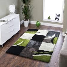 smartness ideas black and grey area rugs soft indoor bedroom rug with green fresh soho