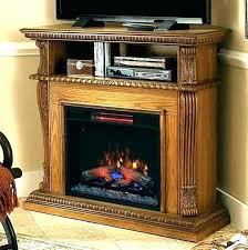 tv stand with electric fireplace insert wooden electric fireplace tv stand costco nyctophilia design new replacement