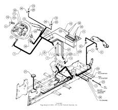 cub cadet reverse safety wire diagram cub diy wiring diagrams