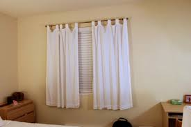 top bedroom curtains for small windows nice design