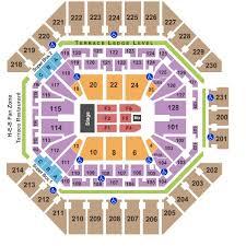 Luke Bryan Seating Chart San Antonio At T Center Tickets And At T Center Seating Chart Buy At T