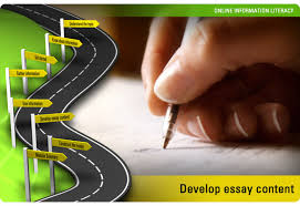 oil develop essay content