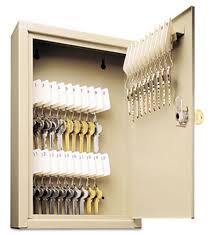Wall Mount Cabinet With Lock Key Boxes Secure And Storage For Hotels Or Restaurants Valets