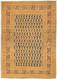 antique persian tabriz area rug