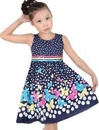 girl size 5 dresses amazon com girls dress navy blue butterfly party school child size
