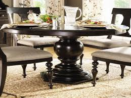 best round dining room table with leaf best 25 large round dining table ideas