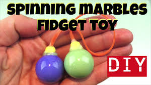 diy fidget toys for how to make fidget toys elastic band and marbles