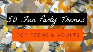 Dog parties for teens