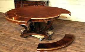 expanding round table round table expands circular expanding table expandable round dining table plans expanding round
