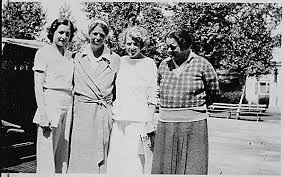 collection of eleanor roosevelt s writing captures the first eleanor roosevelt and lorena hickok franklin d roosevelt library public photographs 1882 1962