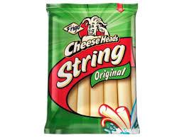 cheese heads string cheese original