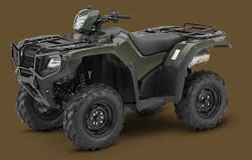 2018 honda 500 foreman. unique 2018 2018 fourtrax foreman rubicon 4x4 automatic dct olive with honda 500 foreman