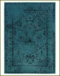 turquoise area rug canada