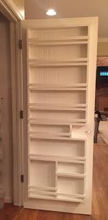 ... In Cabinet Spice Rack Diy Pantry Door Creative Remodeling Pinterest  Drawer Organizer Uk Storage Build In ...