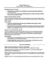military chef sample resume Military Resume Builder Examples Resume Template  Builder - http .