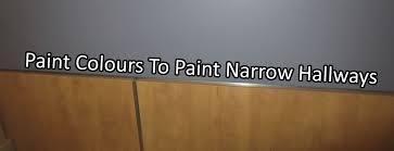 paint colors for hallwaysNarrow Hallway Painting Ideas