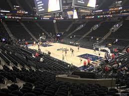 Vivint Smart Home Arena Section 4 Utah Jazz