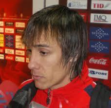 """En un medios bilbaino se incidía hoy en que David López fue increpado en el Reyno, """"porque la afición navarra no le perdona que se fuera al Athletic"""". - david-lopez-21-01-08"""