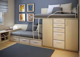 Small Picture 25 Cool Bed Ideas For Small Rooms Double loft beds Small