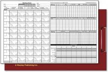 Charts And Binder Special Softball
