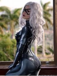 black cat marvel cosplay. Exellent Cat 2017 Newest Black Cat Symbiote Female Cosplay Costume Throughout Marvel C