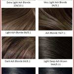 Warm Brown Hair Color Chart Hair Color List 13231 5nw Light Natural Warm Brown 5rg Light