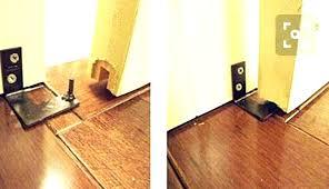 s sliding closet door floor guide guides home depot
