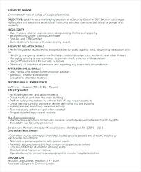 security officer duties and responsibilities security officer resume duties security supervisor resume sample