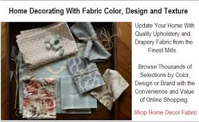 Small Picture Decorative Fabrics Direct