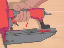 3 ways to load a nail gun wikihow