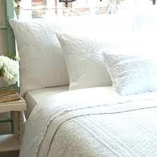 white quilt king bedspread target linens coverlet single28