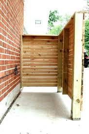 exotic outdoor garbage can enclosure q2574017 fashionable outdoor trash can enclosure outdoor garbage storage outdoor trash