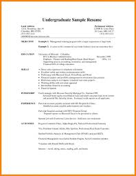 Cv Template Student Curriculum Vitae Template Student Template Business