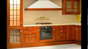 India Kitchen Cabinet Designs Youtube