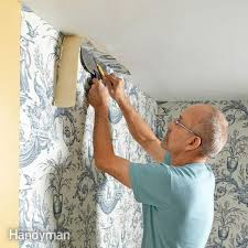 how to install wallpaper diy family