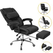 reclining office chairs. 59 Most Superb Office Chair With Footrest Zero Gravity Computer Cheap Chairs Leather Reclining Ergonomic U