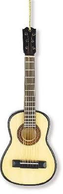 Anhänger Gitarre Christbaumschmuck 1270 Cm