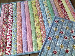 My Patchwork Quilt: SEW & QUILT-IN-0NE PLACEMATS & Free-motion quilting totally scares me! I even bought a sewing machine for  my birthday last year that would make this easier for me to do than my  other ... Adamdwight.com
