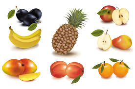 pictures of different fruit. Contemporary Different Different Fruit Elements Vector Set For Pictures Of
