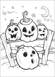 Halloween Kleurplaten Idee Kleurplaten Halloween Pompoen20 Beste 55