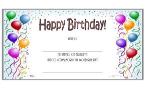 Microsoft Word Gift Certificate Templates Certificates Astonishing Birthday Gift Certificate Template